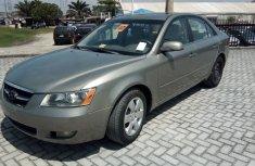 Foreign Used 2008 Hyundai SONATA GLS.