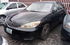 Used Toyota Camry LE Foreign 2004 Model Black