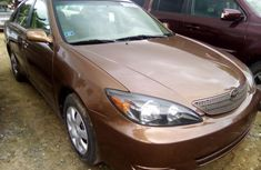 Used Toyota Camry LE Foreign 2003 Model Brown