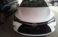 Used Toyota Camry Foreign XSE 2016 Model White for Sale