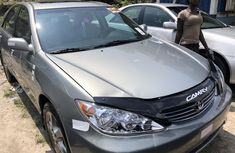 Used Toyota Camry Foreign 2006 Model Silver