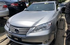 Lexus ES 350 2011 Model Foreign Used Silver for Sale
