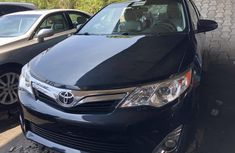 Used Toyota Camry Foreign 2014 Model Black for Sale
