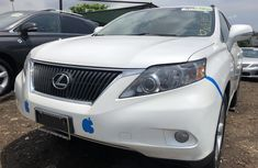 Lexus RX 350 2011 Model Foreign Used White