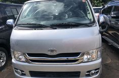 Toyota HiAce Bus 2008 Model Foreign Used Silver