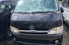 Toyota HiAce 2009 Model Foreign Used Grey for Sale