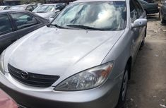 Used Toyota Camry Foreign 2005 Model Silver