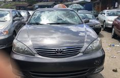 Used Toyota Camry Foreign Sport Edition 2005 Model Grey
