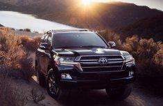 Toyota Jeeps prices in Nigeria (RAV4, Highlander, 4Runner, Sequoia & Land Cruiser)
