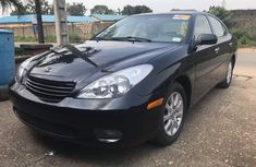 Lexus ES 330 price in Nigeria: For anyone to experience class at lower price