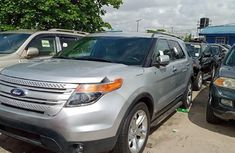 Foreign Used 2014 Ford Explorer for sale in Lagos