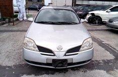Nigeria Used Nissan Primera 2003 Model Silver