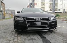 Nigerian Used 2015 Audi A7 Automatic
