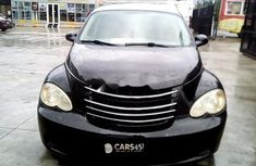 Nigeria Used Chrysler PT Cruiser 2007 Model Black