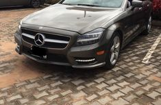 Nigeria Used Mercedes-Benz CLS 2011 Model Brown