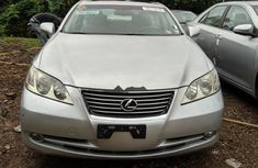 Foreign Used Lexus ES 2009 Model Silver
