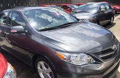 Used Toyota Corolla Foreign 2011 Model Grey for Sale