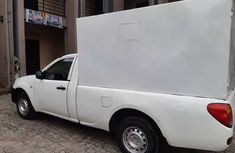 Mitsubishi L200 2013 Model Nigeria Used White for Sale