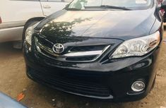 Used Toyota Corolla Foreign 2012 Model Black for Sale