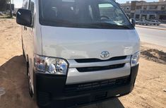 2012 Toyota HiAce Foreign Used White for Sale