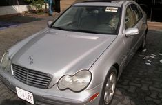 Mercedes Benz C240 Foreign Used 2004 Model Silver