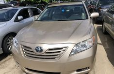 Foreign Used Toyota Camry 2008 Gold Sedan for Sale