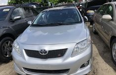 Toyota Corolla  for Sale in Lagos Tokunbo 2010 Sport Edition