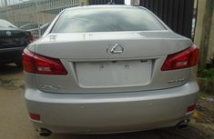 2006 Lexus IS350 Silver Sedan for Sale in Ikeja