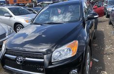 2010 Toyota RAV4 Black Foreign Used Jeep in Lagos