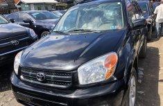 2005 Toyota RAV4 Tokunbo Black SUV for Sale in Lagos