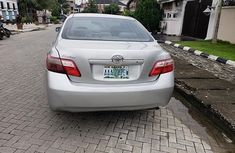 Used Toyota Camry Nigeria 2008 Model Silver