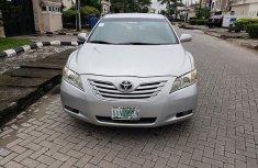 Used Toyota Camry Nigeria 2004 Model Silver