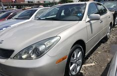 Lexus ES 330 2006 Model Foreign Used Silver