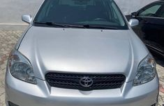 Used Toyota Matrix Foreign 2006 Model Silver