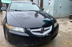 Used Acura TL 2008 Model Nigeria Black for Sale