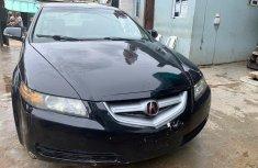 Used Acura TL 2008 Model Nigeria Black for Sale
