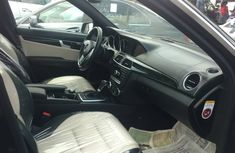Mercedes Benz C300 Foreign Used 2013 Model Black
