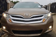 Foreign used Toyota Venza XLE 2010 model