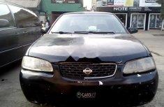 Nigeria Used Nissan Sentra 2000 Model Black