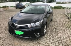 Super Clean Nigerian used Toyota Corolla 2017