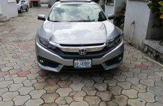 Nigerian Used 2016 Honda Civic for sale in Abuja