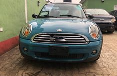 Foreign Used Mini Mini 2007 Model Blue