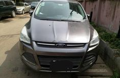Nigeria Used Ford Escape 2013 Model Grey