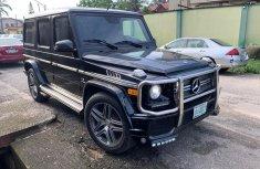Nigeria Used Mercedes-Benz AMG 2008 Model Black