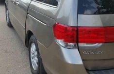 Tokunbo Honda Odyssey 2009 Model Grey