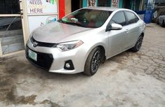Very Clean Nigerian used 2014 Toyota Corolla