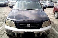 Nigerian Used Honda CR-V 2001
