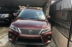 Very Clean Foreign used 2015 Lexus RX