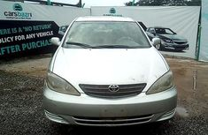 Nigerian Used 2002 Toyota Camry for sale in Abuja