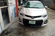 Nigerian Used 2014 Toyota Corolla Petrol